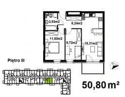 Morizon WP ogłoszenia   Mieszkanie na sprzedaż, Kraków Bieżanów-Prokocim, 51 m²   4787