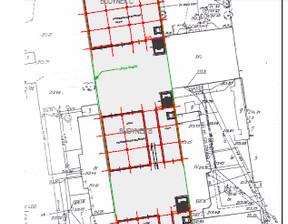 Działka na sprzedaż, Łódź Śródmieście, 2399 m²