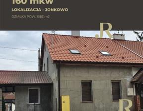 Dom na sprzedaż, Jonkowo Hanowskiego, 160 m²