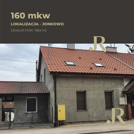 Dom na sprzedaż, Jonkowo Hanowskiego, 160 m² | Morizon.pl | 2588