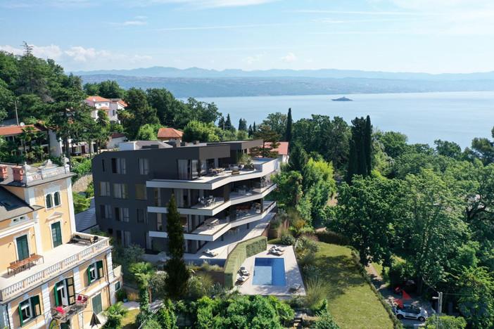 Mieszkanie na sprzedaż, Chorwacja Opatija - Lovran - M. Draga, 38 m²   Morizon.pl   6278