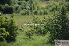 Działka na sprzedaż, Tanowo, 3600 m²