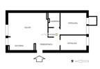Mieszkanie na sprzedaż, Warszawa Sadyba, 47 m² | Morizon.pl | 6005 nr11