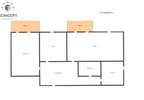 Mieszkanie do wynajęcia, Wrocław Krzyki, 66 m² | Morizon.pl | 9487 nr8