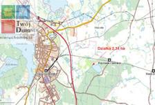 Działka na sprzedaż, Szczecinek Czarnobór, 23534 m²