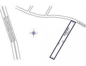 Działka na sprzedaż, Jabłonna Marmurowa, 2579 m²