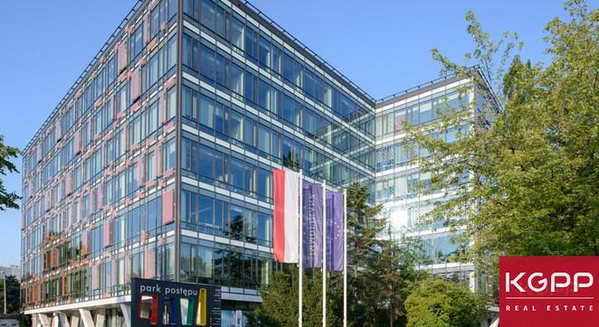 Morizon WP ogłoszenia   Biuro do wynajęcia, Warszawa Służewiec, 801 m²   6330