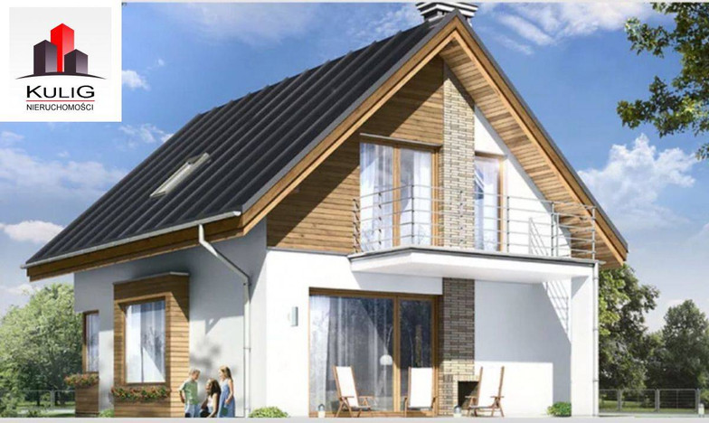 Dom na sprzedaż, Łososkowice Łososkowice, 121 m² | Morizon.pl | 7539