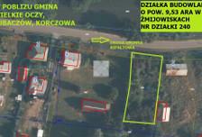Działka na sprzedaż, Żmijowiska, 953 m²