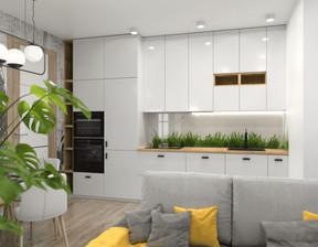 Mieszkanie w inwestycji House Pack, Katowice, 40 m²