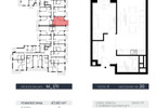 Morizon WP ogłoszenia | Mieszkanie na sprzedaż, Lublin Bronowice, 48 m² | 1410