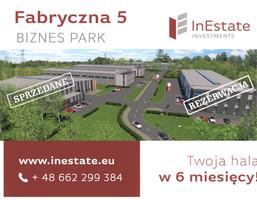 Morizon WP ogłoszenia | Przemysłowy w inwestycji Hala Mysłowice, Mysłowice, 13000 m² | 4353