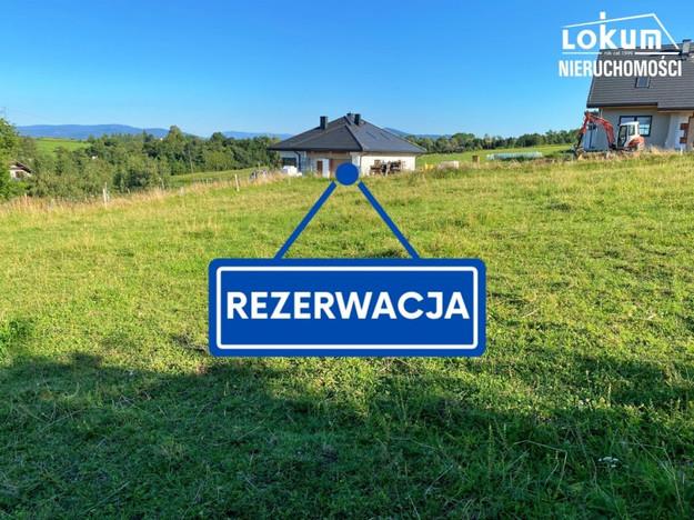 Działka na sprzedaż, Wilamowice, 1230 m² | Morizon.pl | 0204