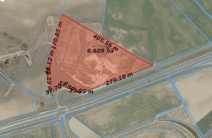 Działka na sprzedaż, Woźniki, 66200 m² | Morizon.pl | 9705