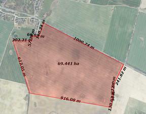 Działka na sprzedaż, Bytyń, 696000 m²