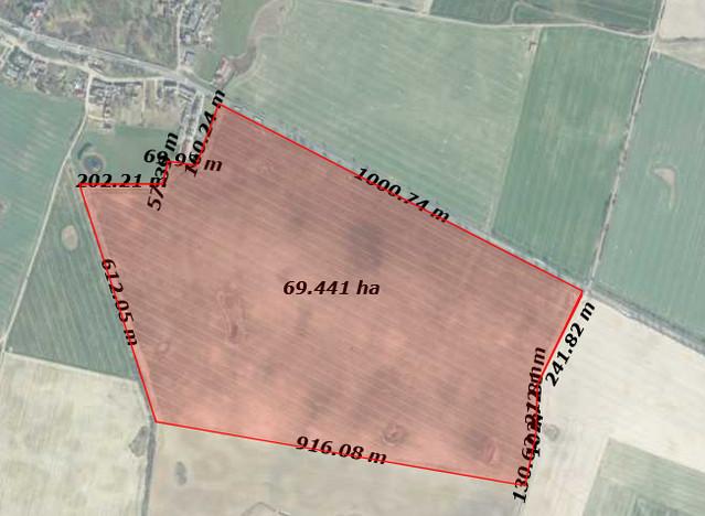 Działka na sprzedaż, Bytyń, 696000 m²   Morizon.pl   2341