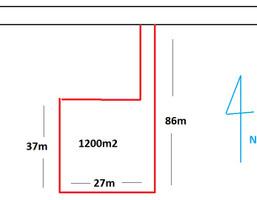 Morizon WP ogłoszenia | Działka na sprzedaż, Borzęcin Duży Kwiatów Polnych, 1200 m² | 6808
