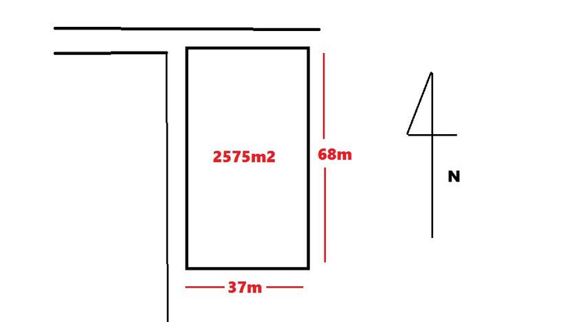 Działka na sprzedaż, Wiktorów, 2575 m² | Morizon.pl | 8246
