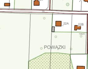 Działka na sprzedaż, Powązki, 900 m²