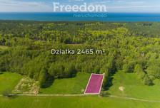 Działka na sprzedaż, Krynica Morska Wiejska, 2465 m²