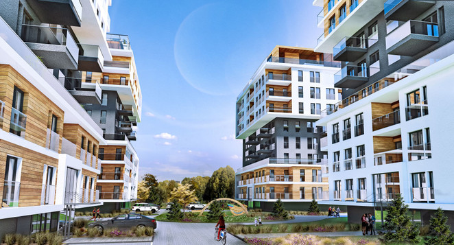 Morizon WP ogłoszenia | Mieszkanie na sprzedaż, Dąbrowa Górnicza Gołonóg, 70 m² | 6030
