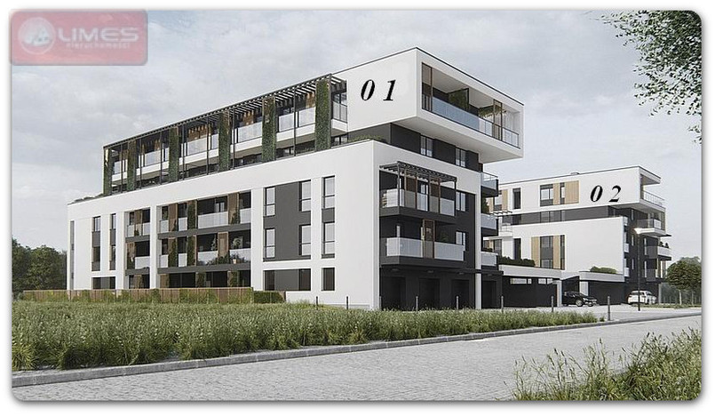 Mieszkanie na sprzedaż, Rzeszów Biała, 57 m² | Morizon.pl | 0691