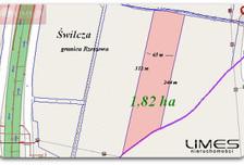 Działka na sprzedaż, Świlcza, 18200 m²
