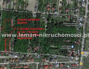 Działka na sprzedaż, Lublin Abramowice, 975 m²
