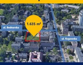 Działka na sprzedaż, Łódź Górna, 1635 m²