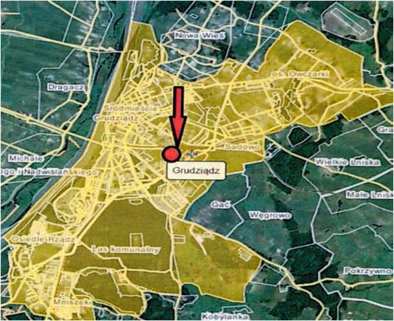 Działka do wynajęcia, Grudziądz, 15400 m² | Morizon.pl | 1910