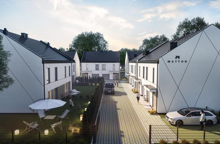 Dom w inwestycji Avior Park, Gdynia, 175 m² | Morizon.pl | 7355