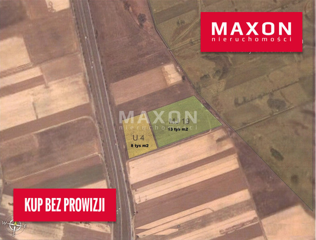 Morizon WP ogłoszenia   Działka na sprzedaż, Warszawa Powsin, 7826 m²   0563