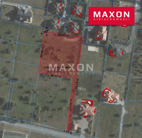 Morizon WP ogłoszenia | Działka na sprzedaż, Rajszew, 3379 m² | 0981