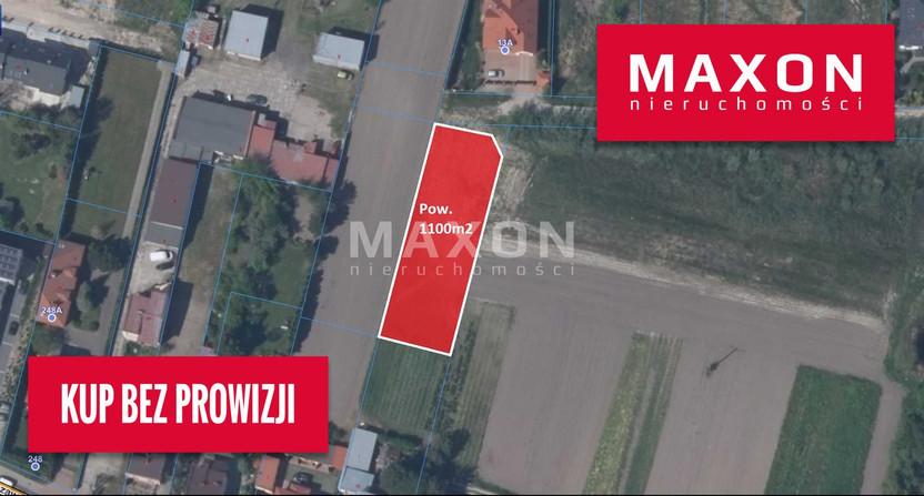 Działka na sprzedaż, Babice Nowe, 1100 m² | Morizon.pl | 7168