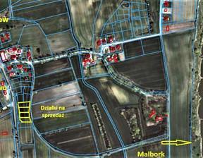 Działka na sprzedaż, Bałdowo, 823 m²