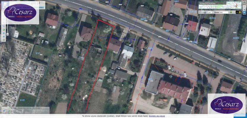 Działka na sprzedaż, Biała Druga, 9200 m²   Morizon.pl   1492