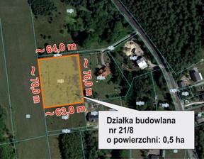 Działka na sprzedaż, Pazurek, 5034 m²