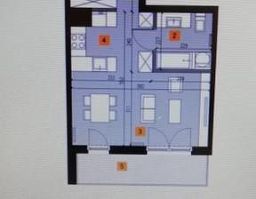 Mieszkanie na sprzedaż, Kraków Grzegórzki, 36 m²