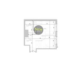 Morizon WP ogłoszenia | Kawalerka na sprzedaż, Toruń Jakubskie Przedmieście, 38 m² | 0683