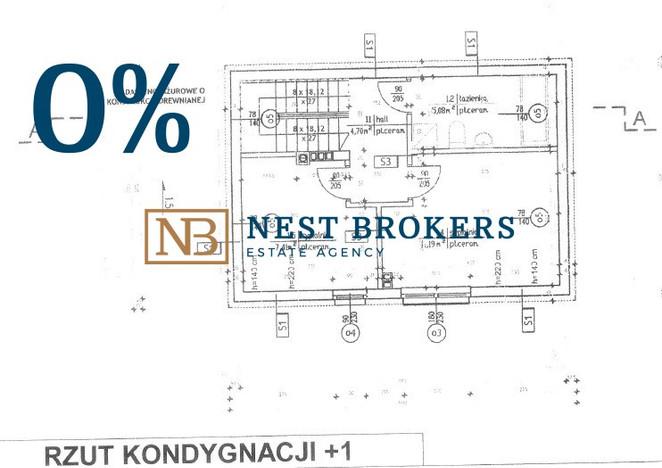 Morizon WP ogłoszenia | Dom na sprzedaż, Wieliczka Ochota, 109 m² | 4770