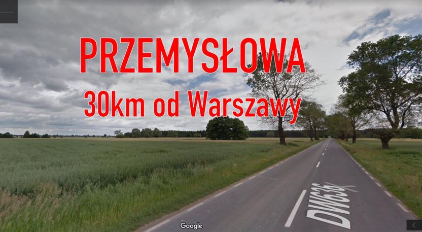 Działka na sprzedaż, Krusze, 29000 m²   Morizon.pl   1296