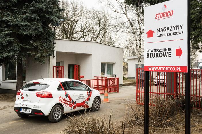 Garaż do wynajęcia, Poznań Rataje, 15 m²   Morizon.pl   4069