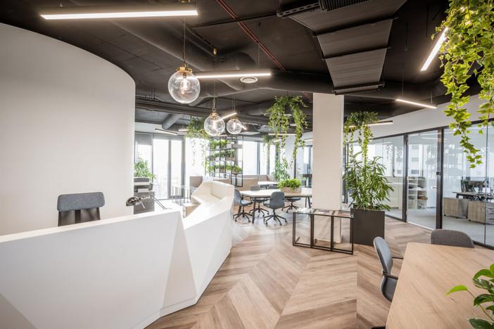 Biuro w inwestycji Carbon Tower, Wrocław, 17 m² | Morizon.pl | 3519