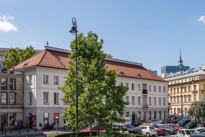 Kawalerka na sprzedaż, Warszawa Śródmieście, 31 m² | Morizon.pl | 1255