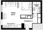 Kawalerka na sprzedaż, Warszawa Górce, 39 m²   Morizon.pl   5141 nr11