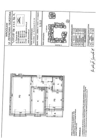 Mieszkanie na sprzedaż, Wrocław Krzyki, 55 m²   Morizon.pl   1647