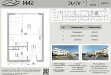 Kawalerka na sprzedaż, Jelenia Góra Cieplice Śląskie-Zdrój, 31 m²