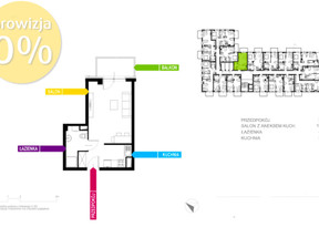 Kawalerka na sprzedaż, Gliwice Stare Gliwice, 29 m²