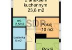 Morizon WP ogłoszenia   Mieszkanie na sprzedaż, Wrocław Swojczyce, 65 m²   6083