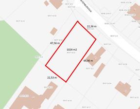 Działka na sprzedaż, Gdańsk Brętowo, 1024 m²